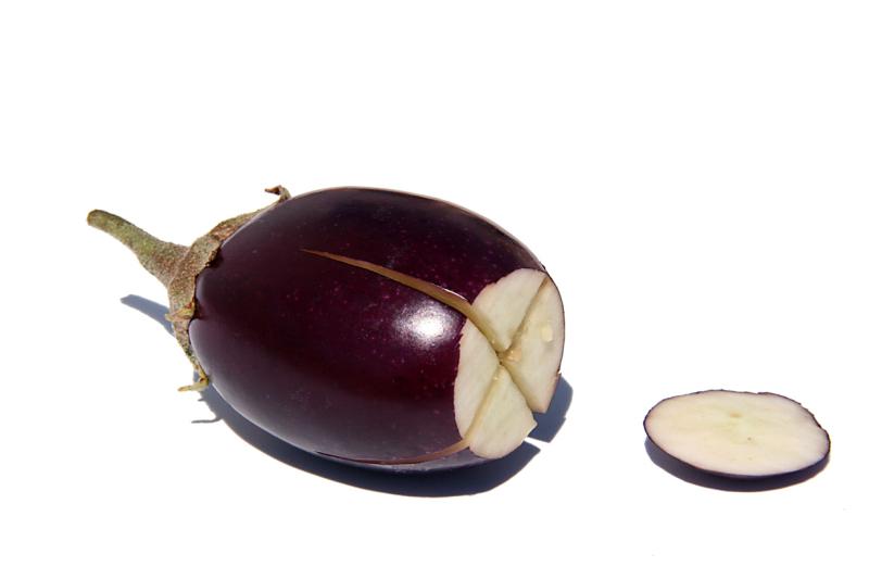Aubergine thaïe 1