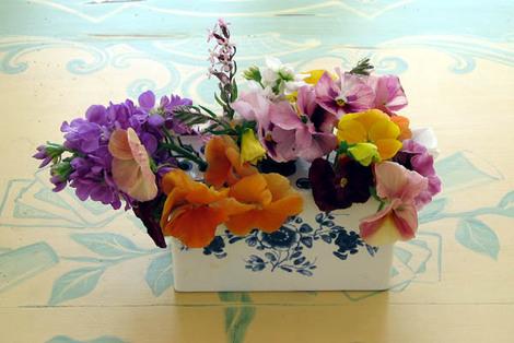 Bouquets Polychromie D Avril