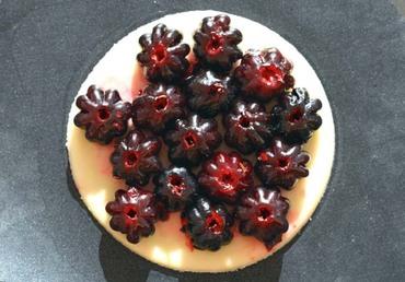 Surinam_cherry_pie_tarte_pitanga