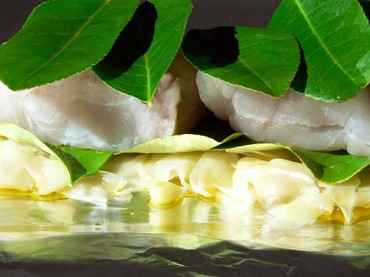 Cod_with_cedrat_leaves