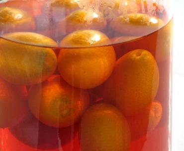 Kumquat_vinager