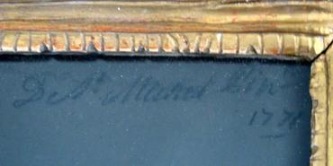 Signature_chevalier_de_saint_michel_1771