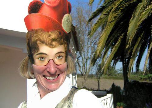 Ann Kenny 2 Carnaval Cercal 2009