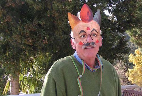 Hans Berghauser 2  Carnaval 2009 Cercal
