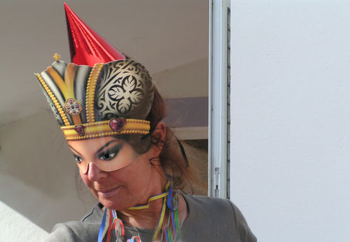Peggy Berghauser 2 Carnaval 2009 Cercal