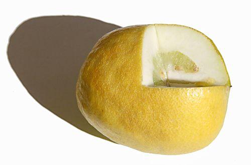 Cedrat citron