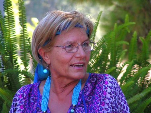 Rozana, une amie de Mena de San Remo