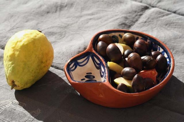 La cuisine du jardin goyave guava - Peut on manger les olives piquees par la mouche ...