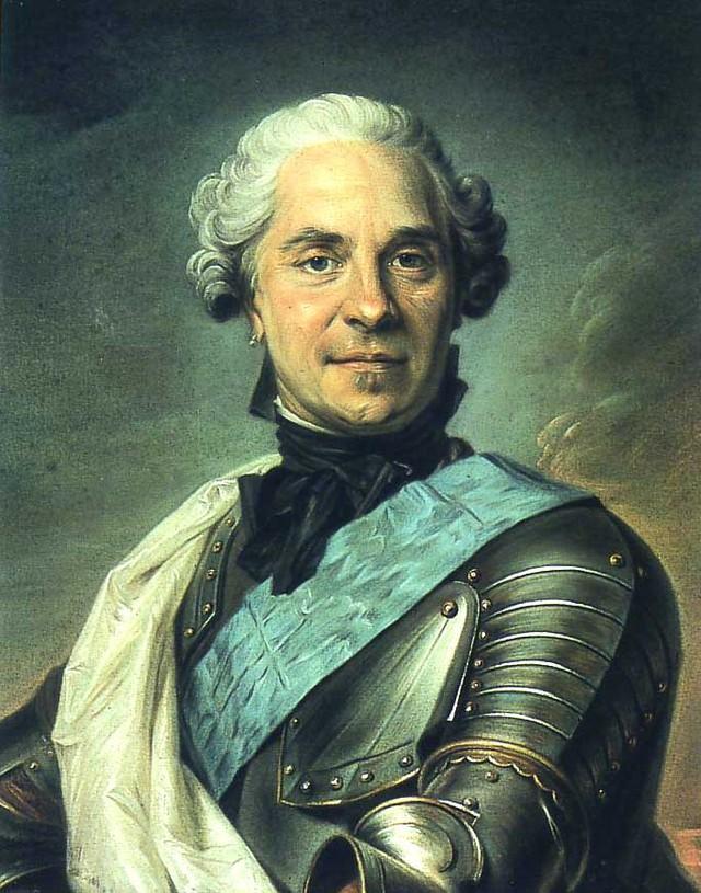 Huquier dans une lettre sur le salon de 1753 il y a 18 portraits